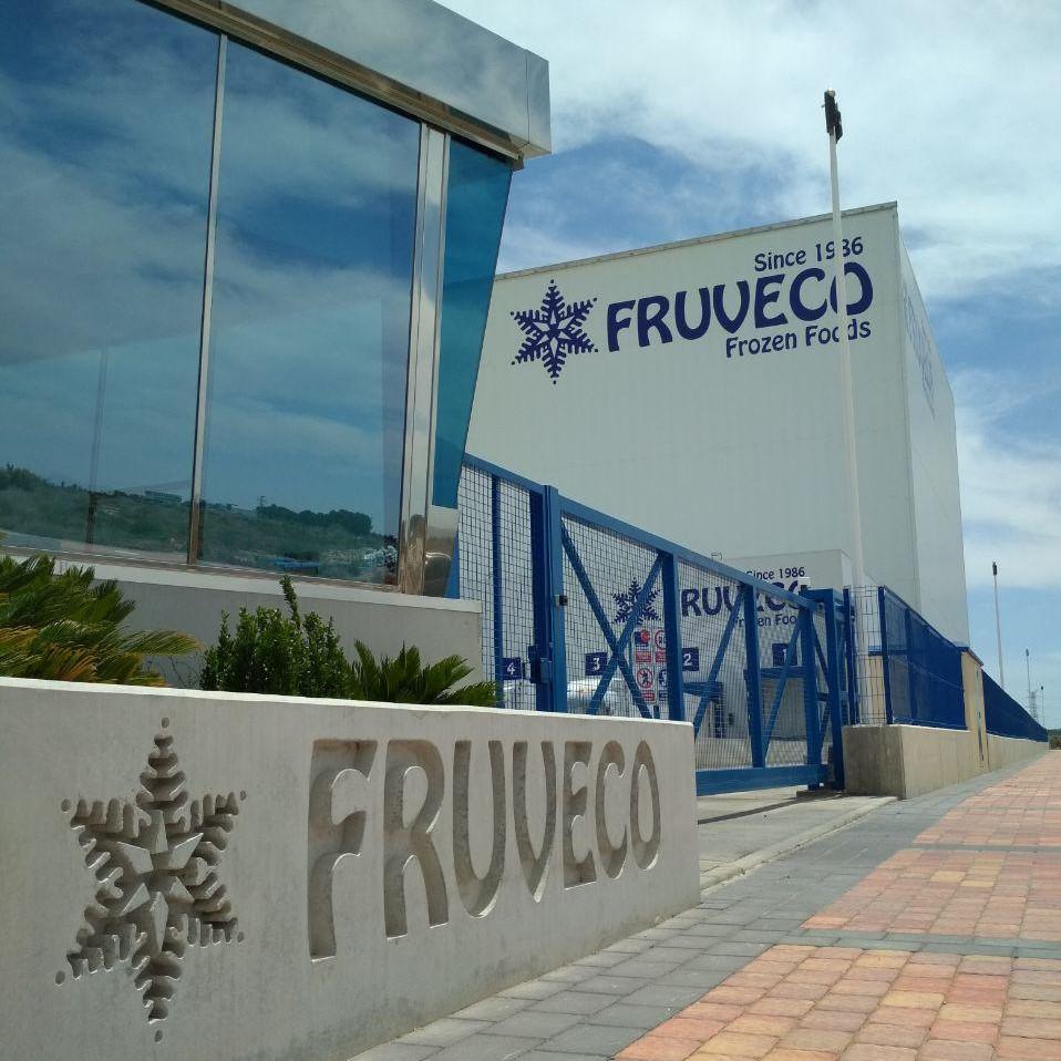 Fruveco, parque industrial de Alhama